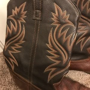 Other - Leather Cowboy Boots